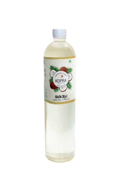 Kopra Pure Coconut Oil 1L