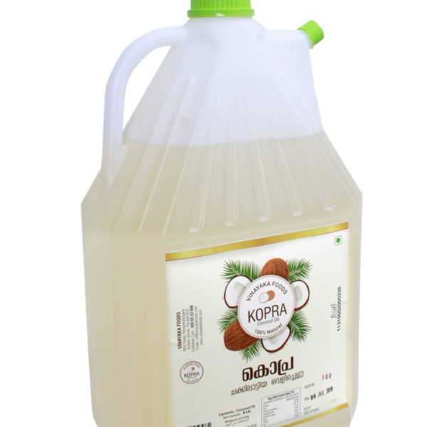 Kopra Pure Coconut Oil 5L